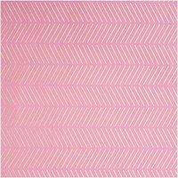 Rico Design Druckstoff Streifen rosa 140cm