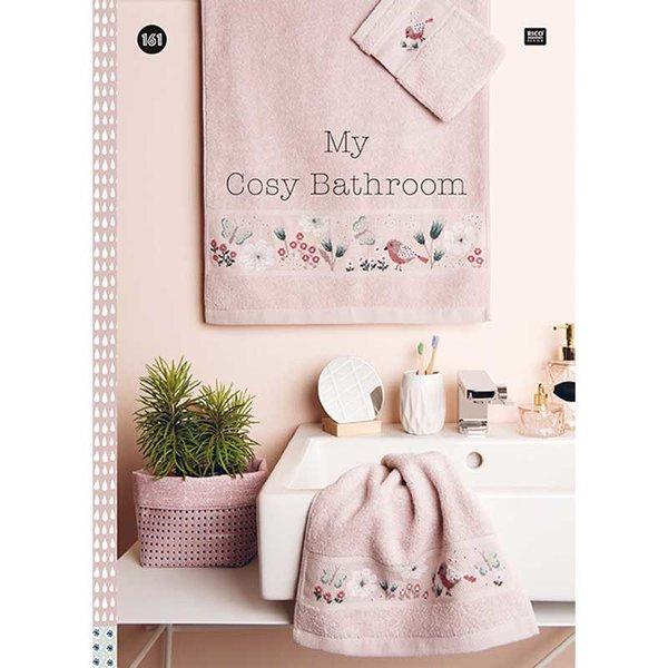 Rico Design Stickbuch Nr. 161 My Cosy Bathroom