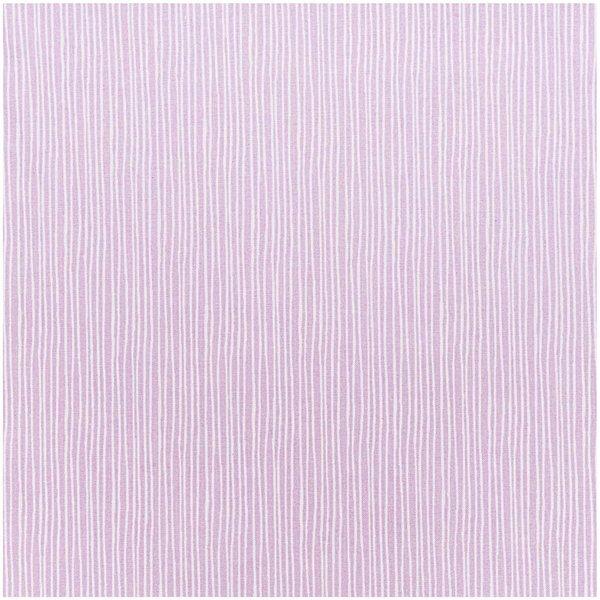 Rico Design Stoff Streifen violett 50x160cm