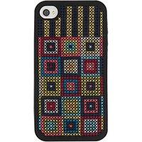 Rico Design Stickpackung Quadrate mit Handyhülle für Iphone 4/4S