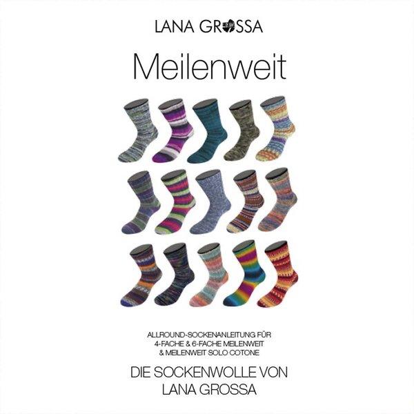 Lana Grossa Meilenweit Denim 100g 420m