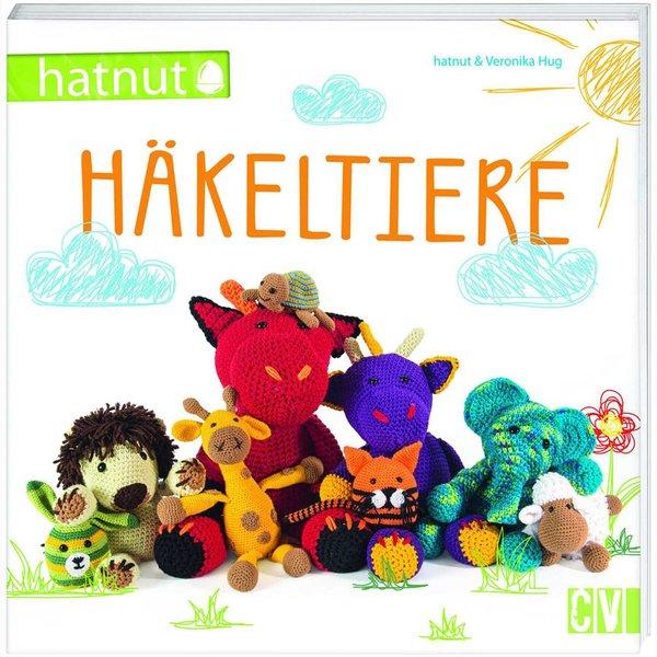 Christophorus Verlag hatnut - Häkeltiere