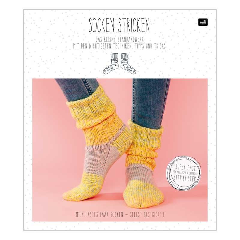 Rico Design Socken stricken - Das kleine Standa...